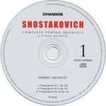 CD 1:  Symphonies nos. 1 & 2