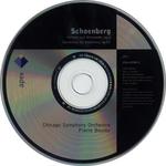 Pelleas und Melisande ; Variations for orchestra ; Violin concerto ; Piano concerto