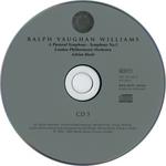 CD 3: A pastoral symphony ; Symphony no. 5
