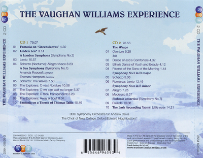 The Vaughan Williams experience