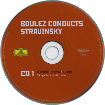 "CD 5: Ebony concerto ; 3 pieces for clarinet solo ; Concertino for string quartet ; 8 instrumental miniatures ; Concerto ""Dumbarton oaks"" ; Elegy for viola solo ; Epitaphium ; Double canon for string quartet"