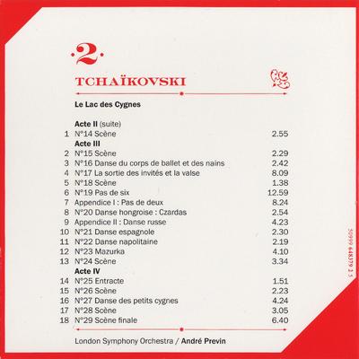 CD 5: Casse-noisette acte 1.