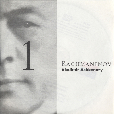 CD 5: Suites 1 & 2 for 2 pianos ; Russian Rhapsody for 2 pianos ; Variations on a theme by Corelli