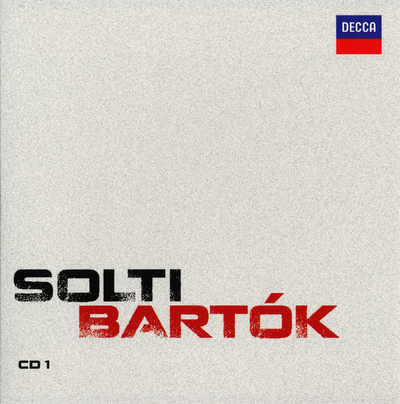 CD 1: Concerto for orchestra ; Dance suite ; Music for strings, percussion and celesta