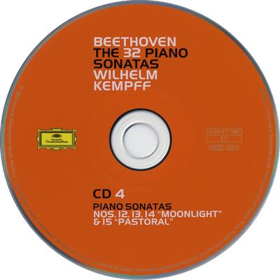 "CD 7: Piano sonatas nos. 25, 26 ""Les adieux"", 27 & 29 ""Hammerklavier"""