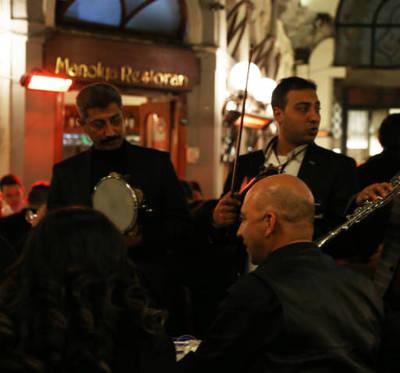 Fasıl; Raki Fasil Night
