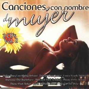 Canciones Con Nombre De Mujer Vol. 2
