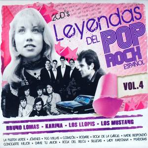 Leyendas Del Pop Rock Español Vol.4
