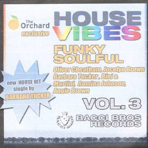 House Vibes - Funky Soulful, Vol. 3