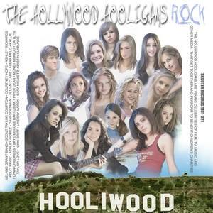 The Hollywood Hooligans Rock CD - Hooliwood