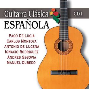 Spanish Classical Guitar, Vol. 1