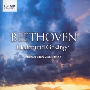 Beethoven: Lieder und Gesange