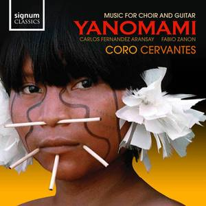 Yanomami - Music For Choir And Guitar