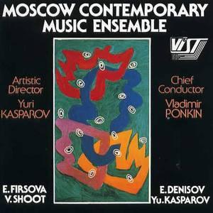 Music Contemporary Musica Ensemble, Vol.1