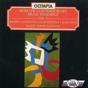 Music Contemporary Musica Ensemble, Vol.6