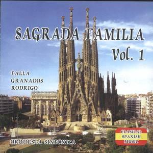 Sagrada Familia Vol.1