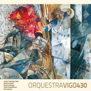 Bach, Vivaldi, Quiroga, Shostakovich, Gayoso