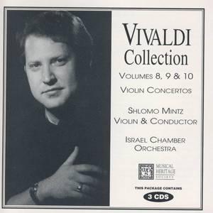 Vivaldi Collection, Violin Concertos Volume X