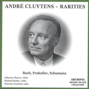 André Cluytens - Rarities