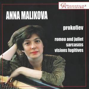 Anna Malikova. Prokofiev