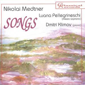Nikolai Medtner. Songs