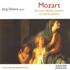 Mozart - Ah, Vous Dirai-Je, Maman Et Autres Pièces