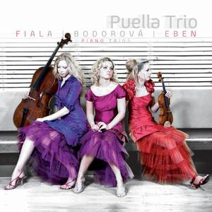 Fiala/ Bodorová/ Eben Piano Trios