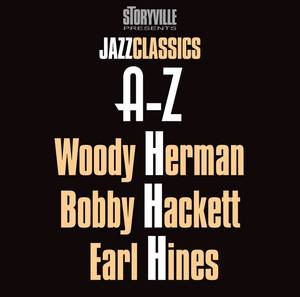 Storyville Presents The A-Z Jazz Encyclopedia-H