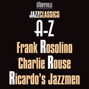Storyville Presents The A-Z Jazz Encyclopedia-R