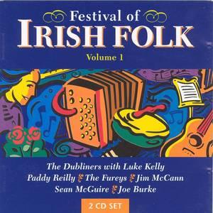 Festival Of Irish Folk - Volume 1