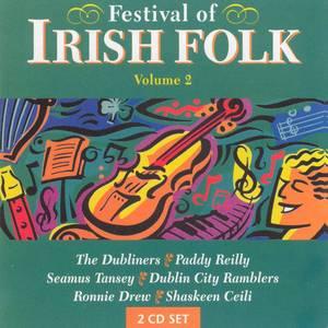 Festival Of Irish Folk - Volume 2