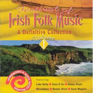 Festival Of Irish Folk Music - Volume 1
