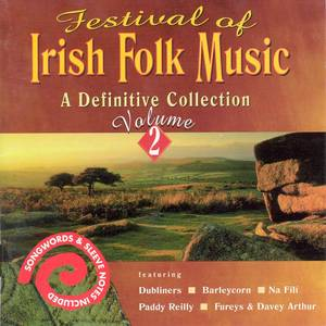 Festival Of Irish Folk Music - Volume 2