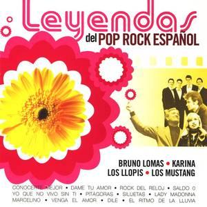 Leyendas Del Pop Rock Español Vol. 8 (Spanish Pop Rock Legends)