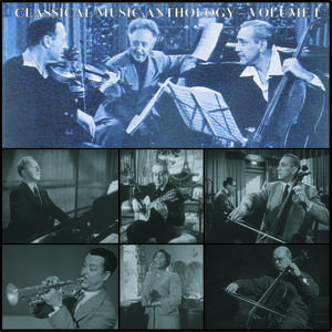 Classical Music Anthology Volume I