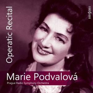 Marie Podvalová - Operatic Recital