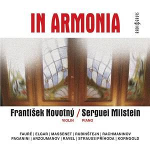 František Novotný/Serguei Milstein - In Armonia