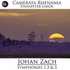 Zach: Symphonies 1, 3 & 5