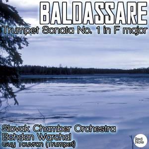 Baldassare: Trumpet Sonata No. 1 in F major