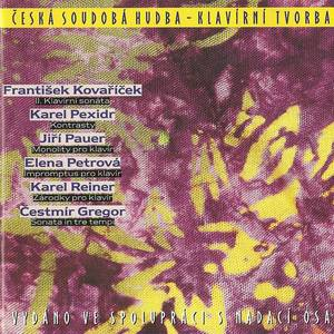Contemporary Czech Music - Piano Works