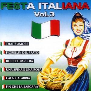 Festa  Italiana  Vol. 3