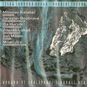Contemporary Czech Music - Vocal Adaptations Folk Poetry