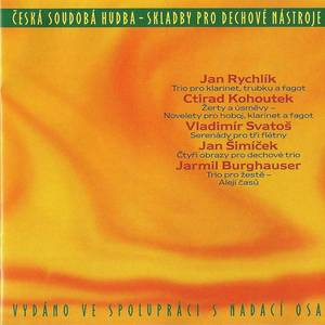 Contemporary Czech Music - Compositions For Wind Instuments