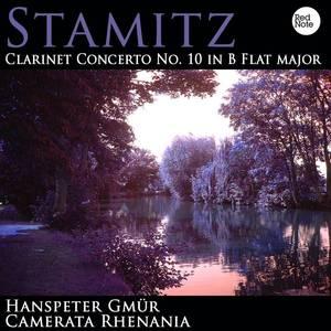Stamitz: Clarinet Concerto No. 10 in B Flat major