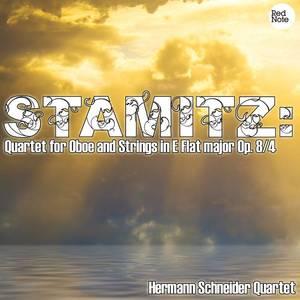 Stamitz : Quartet for Oboe and Strings in E Flat major Op. 8/4