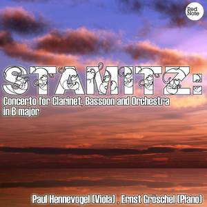 Stamitz: Concerto for Clarinet, Bassoon and Orchestra in B major