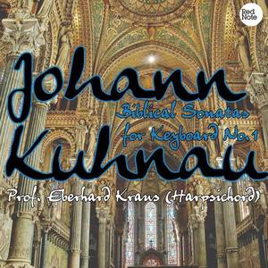 Kuhnau: Biblical Sonatas for Keyboard No.1