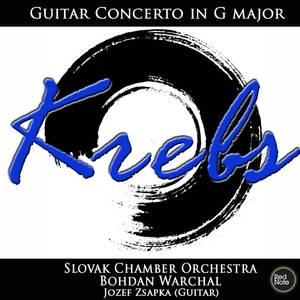 Krebs: Guitar Concerto in G major