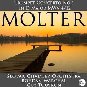 Molter: Trumpet Concerto No.1 in D Major MWV 4/12