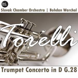 Torelli: Trumpet Concerto in D G. 28